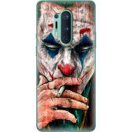 Силиконовый чехол BoxFace OnePlus 8 Pro Джокер (39994-up2448)