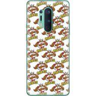Силиконовый чехол BoxFace OnePlus 8 Pro Pringles Princess (39994-up2450)