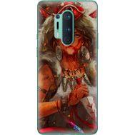 Силиконовый чехол BoxFace OnePlus 8 Pro Принцесса Мононоке (39994-up2451)