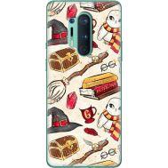 Силиконовый чехол BoxFace OnePlus 8 Pro Magic Items (39994-up2455)