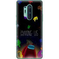 Силиконовый чехол BoxFace OnePlus 8 Pro Among Us (39994-up2456)