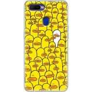 Силиконовый чехол BoxFace OPPO A5s Yellow Ducklings (38514-up2428)