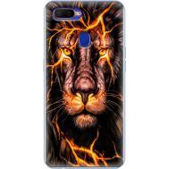 Силиконовый чехол BoxFace OPPO A5s Fire Lion (38514-up2437)