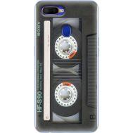 Силиконовый чехол BoxFace OPPO A5s Старая касета (38514-up2445)