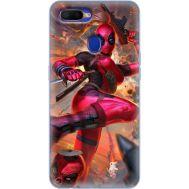 Силиконовый чехол BoxFace OPPO A5s Woman Deadpool (38514-up2453)