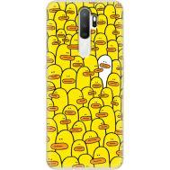 Силиконовый чехол BoxFace OPPO A5 2020 Yellow Ducklings (38519-up2428)