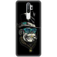 Силиконовый чехол BoxFace OPPO A5 2020 Rich Monkey (38519-up2438)