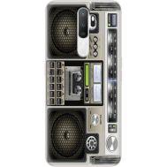 Силиконовый чехол BoxFace OPPO A5 2020 Old Boombox (38519-up2446)