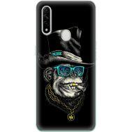 Силиконовый чехол BoxFace OPPO A31 Rich Monkey (39938-up2438)