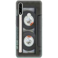 Силиконовый чехол BoxFace OPPO A31 Старая касета (39938-up2445)