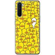 Силиконовый чехол BoxFace OnePlus Nord Yellow Ducklings (40980-up2428)