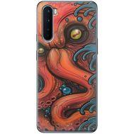 Силиконовый чехол BoxFace OnePlus Nord Octopus (40980-up2429)