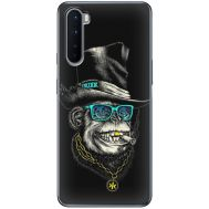 Силиконовый чехол BoxFace OnePlus Nord Rich Monkey (40980-up2438)