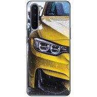 Силиконовый чехол BoxFace OnePlus Nord Bmw M3 on Road (40980-up2439)