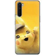 Силиконовый чехол BoxFace OnePlus Nord Pikachu (40980-up2440)