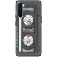 Силиконовый чехол BoxFace OnePlus Nord Старая касета (40980-up2445)