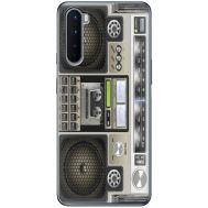 Силиконовый чехол BoxFace OnePlus Nord Old Boombox (40980-up2446)