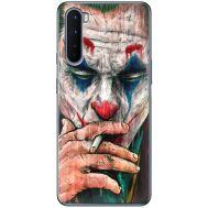 Силиконовый чехол BoxFace OnePlus Nord Джокер (40980-up2448)