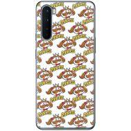 Силиконовый чехол BoxFace OnePlus Nord Pringles Princess (40980-up2450)