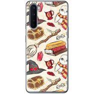 Силиконовый чехол BoxFace OnePlus Nord Magic Items (40980-up2455)