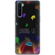 Силиконовый чехол BoxFace OnePlus Nord Among Us (40980-up2456)