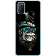 Силиконовый чехол BoxFace OPPO A52 Rich Monkey (41581-up2438)