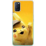 Силиконовый чехол BoxFace OPPO A52 Pikachu (41581-up2440)