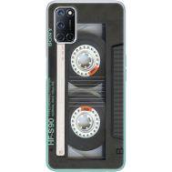 Силиконовый чехол BoxFace OPPO A52 Старая касета (41581-up2445)