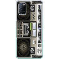 Силиконовый чехол BoxFace OPPO A52 Old Boombox (41581-up2446)