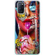 Силиконовый чехол BoxFace OPPO A52 Colorful Girl (41581-up2443)