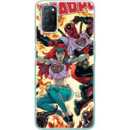 Силиконовый чехол BoxFace OPPO A52 Deadpool and Mary Jane (41581-up2454)