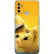 Силиконовый чехол BoxFace OPPO A53 Pikachu (41736-up2440)