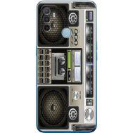 Силиконовый чехол BoxFace OPPO A53 Old Boombox (41736-up2446)