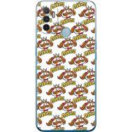 Силиконовый чехол BoxFace OPPO A53 Pringles Princess (41736-up2450)