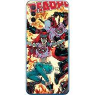 Силиконовый чехол BoxFace OPPO A53 Deadpool and Mary Jane (41736-up2454)