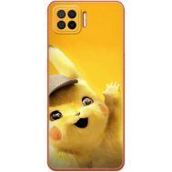 Силиконовый чехол BoxFace OPPO A73 Pikachu (41741-up2440)