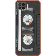 Силиконовый чехол BoxFace OPPO A73 Старая касета (41741-up2445)