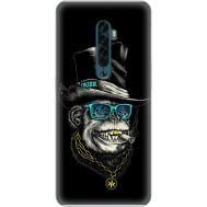Силиконовый чехол BoxFace OPPO Reno2 Rich Monkey (38502-up2438)