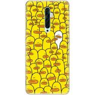 Силиконовый чехол BoxFace OPPO Reno2 Z Yellow Ducklings (38509-up2428)