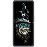Силиконовый чехол BoxFace OPPO Reno2 Z Rich Monkey (38509-up2438)