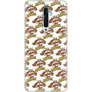 Силиконовый чехол BoxFace OPPO Reno2 Z Pringles Princess (38509-up2450)