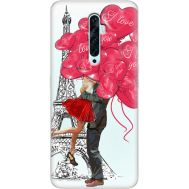 Силиконовый чехол BoxFace OPPO Reno2 Z Love in Paris (38509-up2460)
