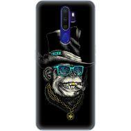 Силиконовый чехол BoxFace OPPO A9 2020 Rich Monkey (38524-up2438)