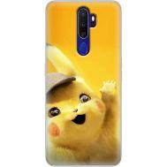 Силиконовый чехол BoxFace OPPO A9 2020 Pikachu (38524-up2440)