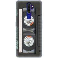 Силиконовый чехол BoxFace OPPO A9 2020 Старая касета (38524-up2445)