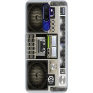 Силиконовый чехол BoxFace OPPO A9 2020 Old Boombox (38524-up2446)