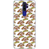 Силиконовый чехол BoxFace OPPO A9 2020 Pringles Princess (38524-up2450)
