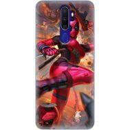 Силиконовый чехол BoxFace OPPO A9 2020 Woman Deadpool (38524-up2453)