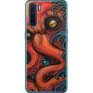 Силиконовый чехол BoxFace OPPO A91 Octopus (41576-up2429)