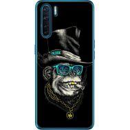 Силиконовый чехол BoxFace OPPO A91 Rich Monkey (41576-up2438)